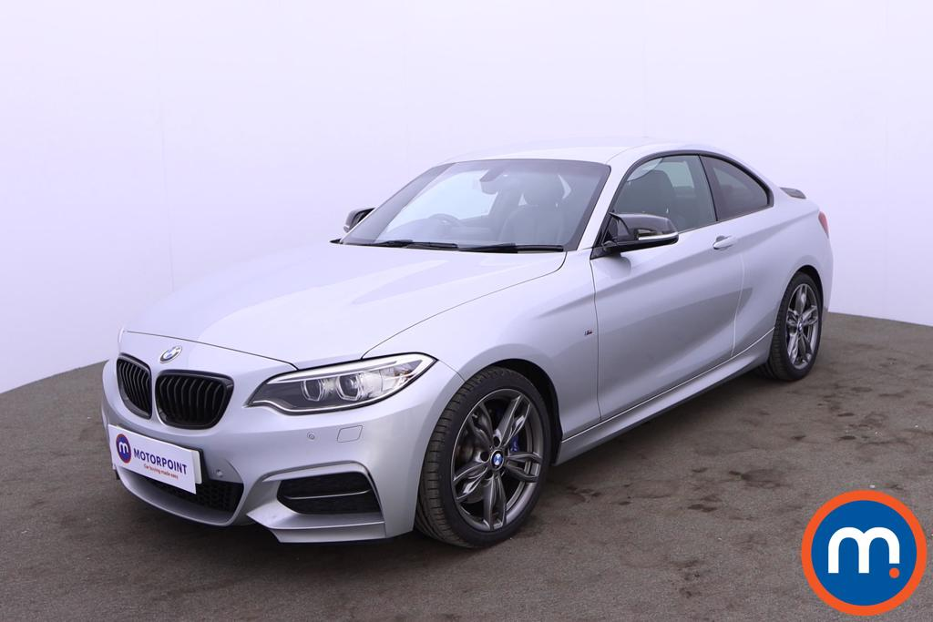 BMW 2 Series M240i 2dr [Nav] Step Auto - Stock Number 1217220 Passenger side front corner
