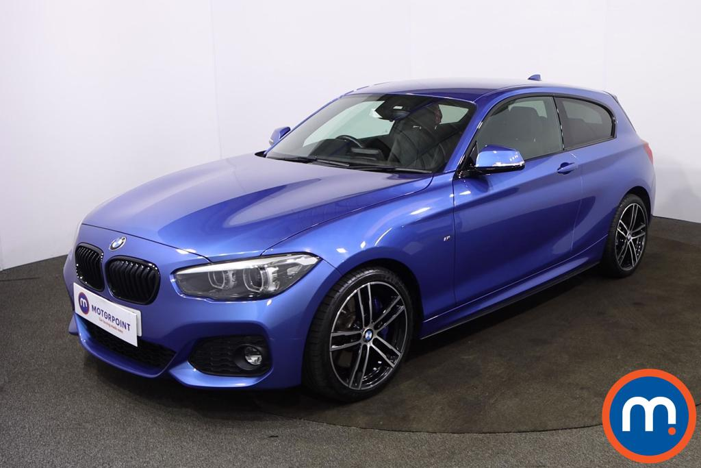 BMW 1 Series 118i [1.5] M Sport Shadow Ed 3dr Step Auto - Stock Number 1219331 Passenger side front corner