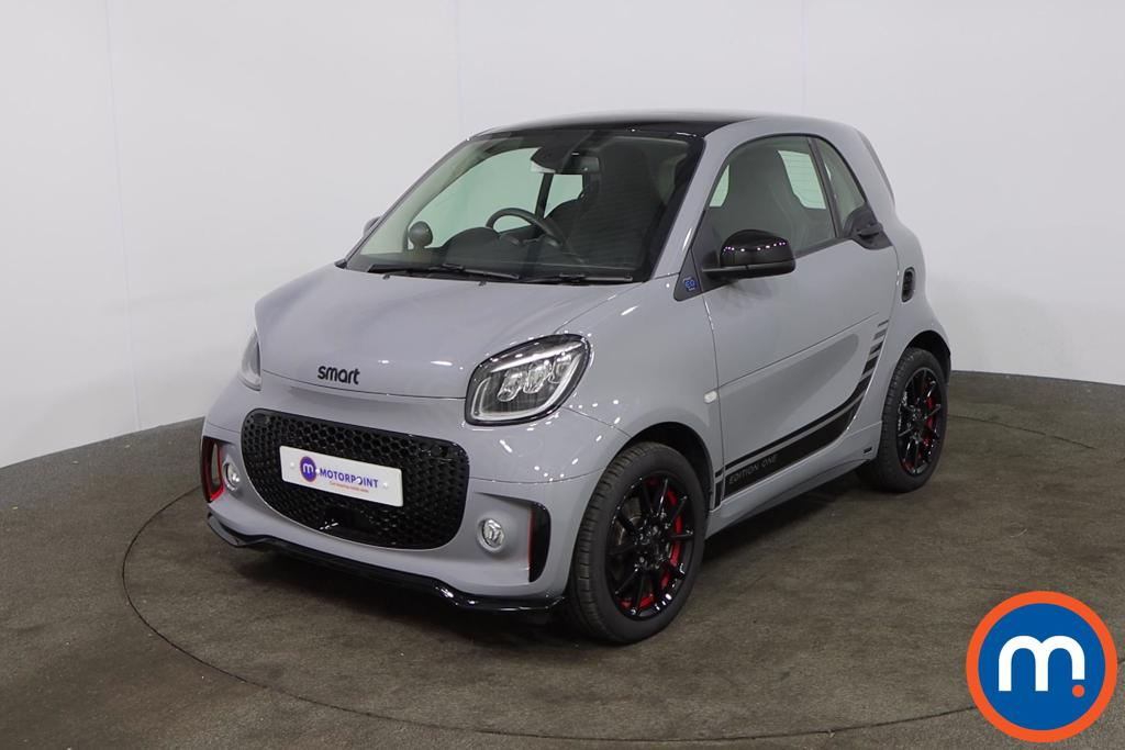 Smart Fortwo Coupe 60kW EQ Edition 1 17kWh 2dr Auto [22kwCh] - Stock Number 1220508 Passenger side front corner