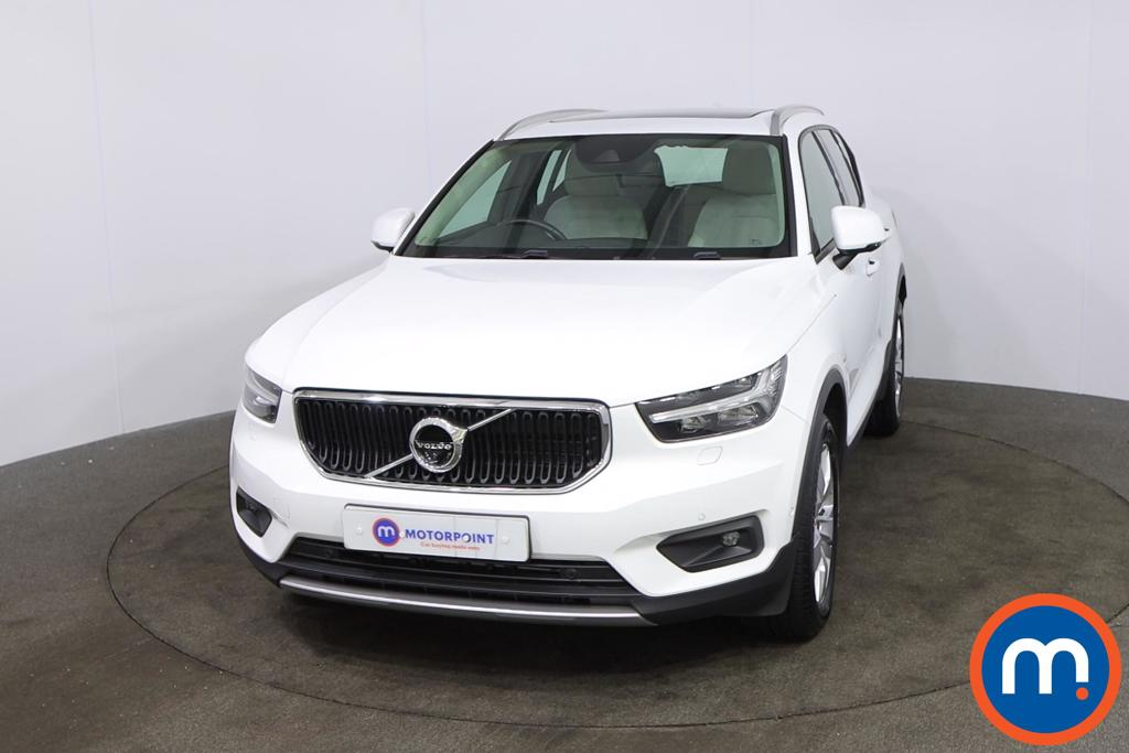 Volvo Xc40 2.0 T4 Momentum Pro 5dr AWD Geartronic - Stock Number 1220531 Passenger side front corner