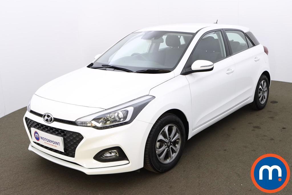 Hyundai I20 1.2 MPi SE 5dr - Stock Number 1221089 Passenger side front corner