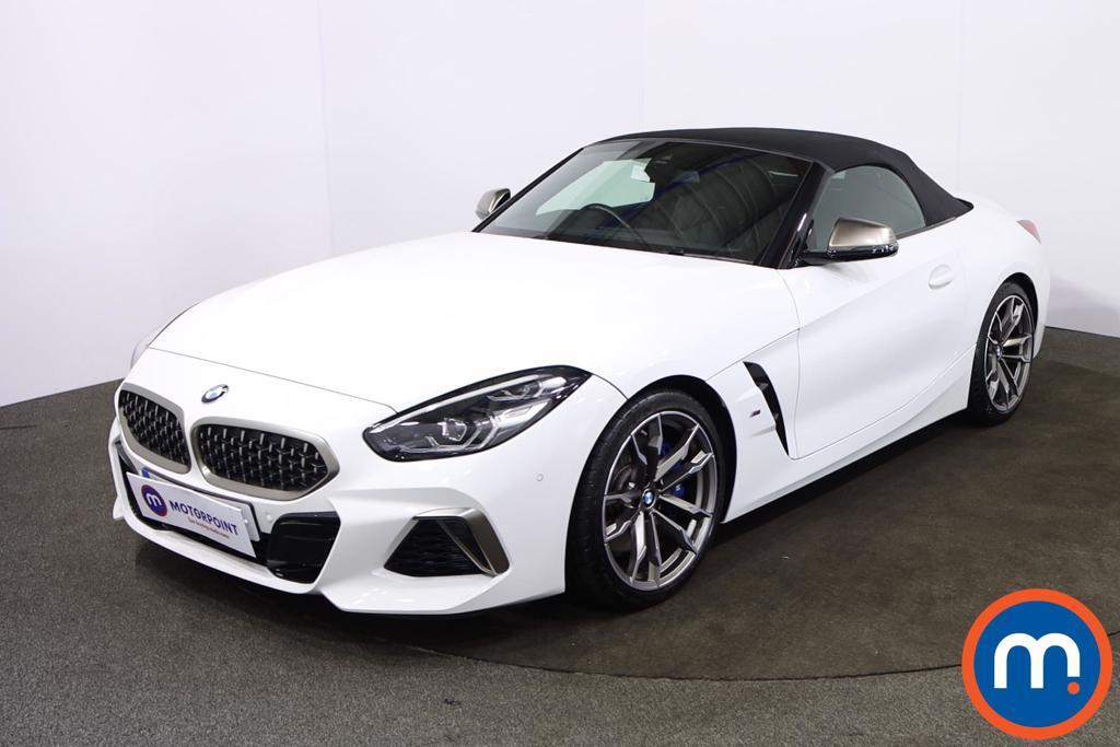 BMW Z4 sDrive M40i 2dr Auto - Stock Number 1221201 Passenger side front corner