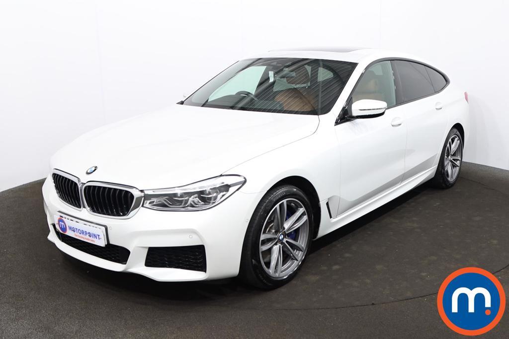 BMW 6 Series 630i M Sport 5dr Auto - Stock Number 1221209 Passenger side front corner