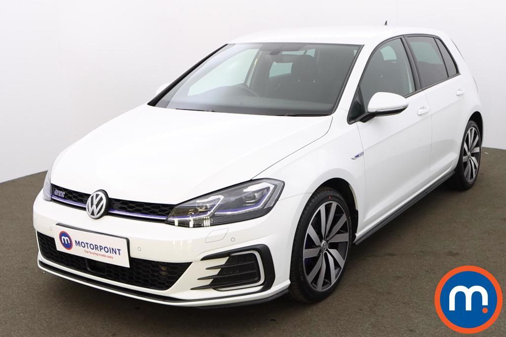 Volkswagen Golf 1.4 TSI GTE Advance 5dr DSG - Stock Number 1216841 Passenger side front corner