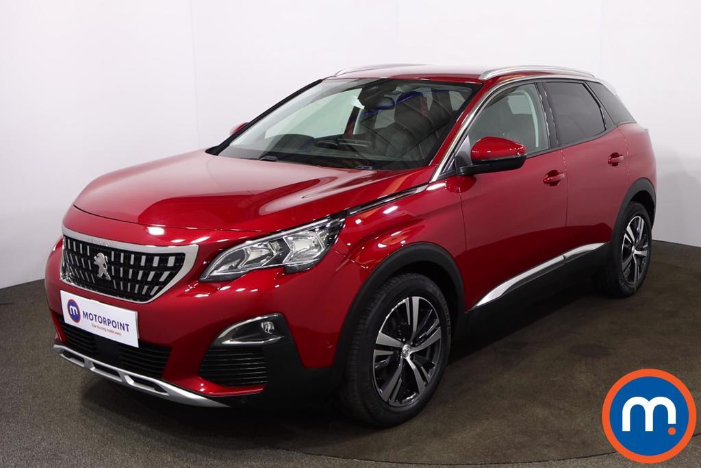 Peugeot 3008 1.2 PureTech Allure 5dr - Stock Number 1219051 Passenger side front corner