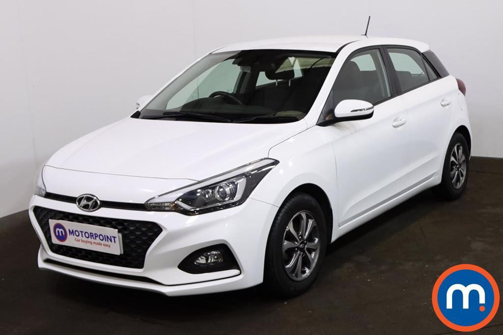 Hyundai I20 1.2 MPi SE 5dr - Stock Number 1219281 Passenger side front corner