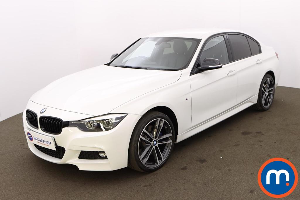 BMW 3 Series 320i xDrive M Sport Shadow Edition 4dr Step Auto - Stock Number 1219732 Passenger side front corner