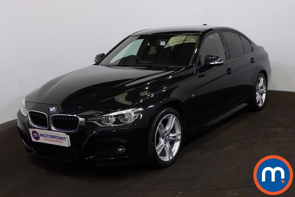 BMW 3 Series 320d M Sport 4dr Step Auto - Stock Number 1220431 Passenger side front corner