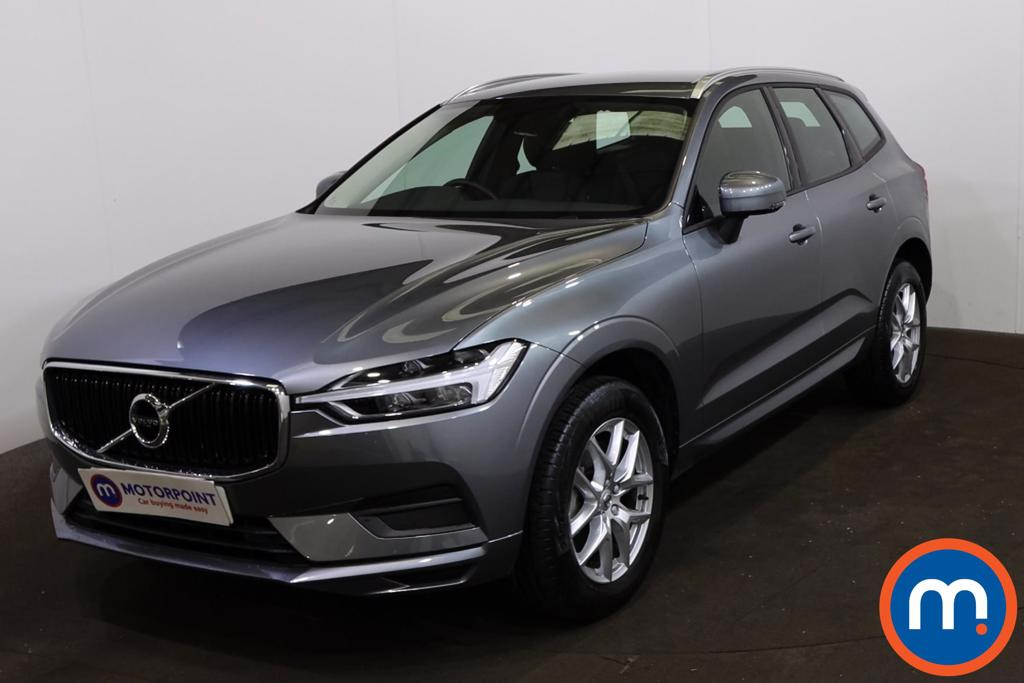 Volvo Xc60 2.0 B5P [250] Momentum 5dr Geartronic - Stock Number 1220659 Passenger side front corner