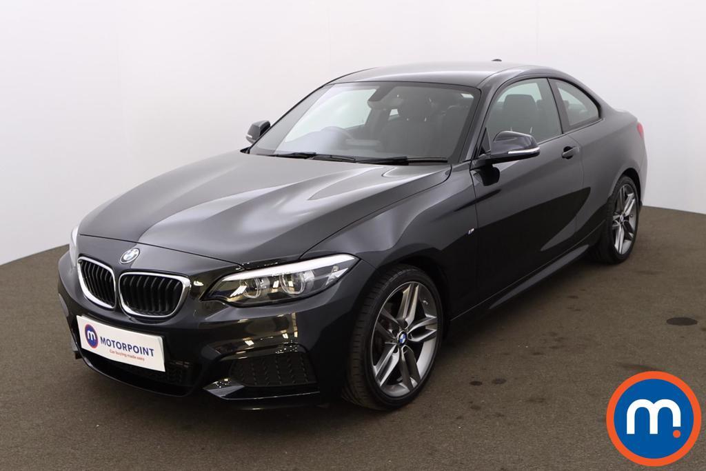 BMW 2 Series 218i M Sport 2dr [Nav] - Stock Number 1220808 Passenger side front corner