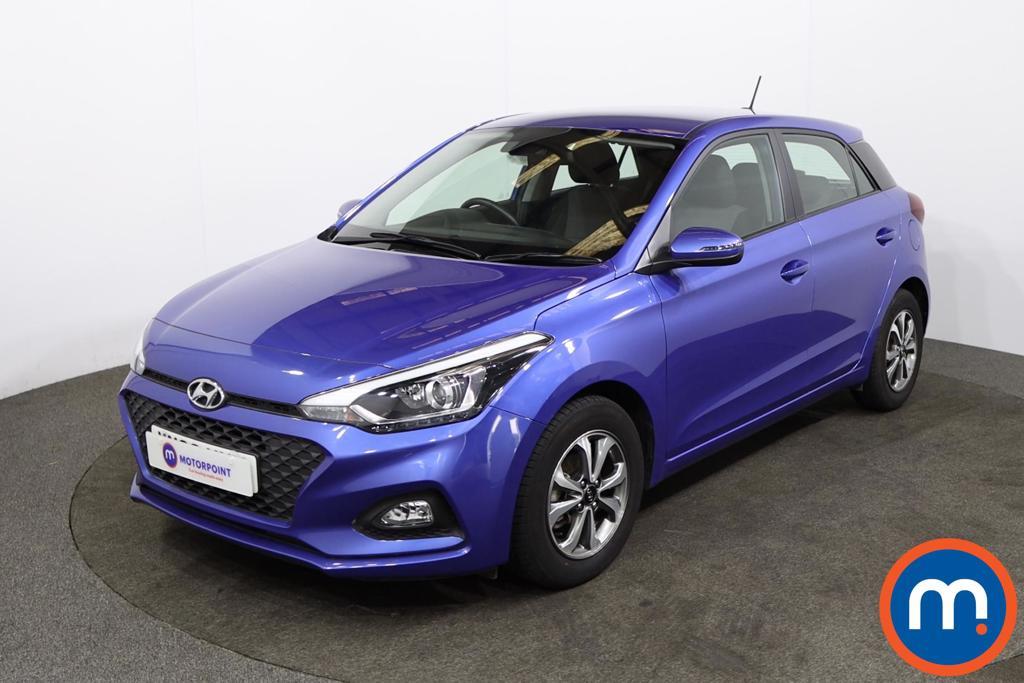 Hyundai I20 1.2 MPi SE 5dr - Stock Number 1213967 Passenger side front corner