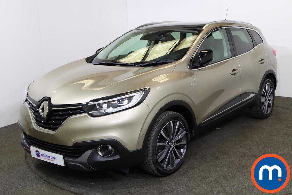 Renault Kadjar 1.5 dCi Signature S Nav 5dr EDC - Stock Number 1217753 Passenger side front corner
