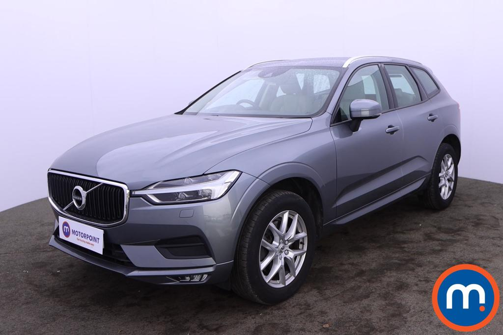 Volvo Xc60 2.0 D4 Momentum Pro 5dr AWD Geartronic - Stock Number 1218503 Passenger side front corner