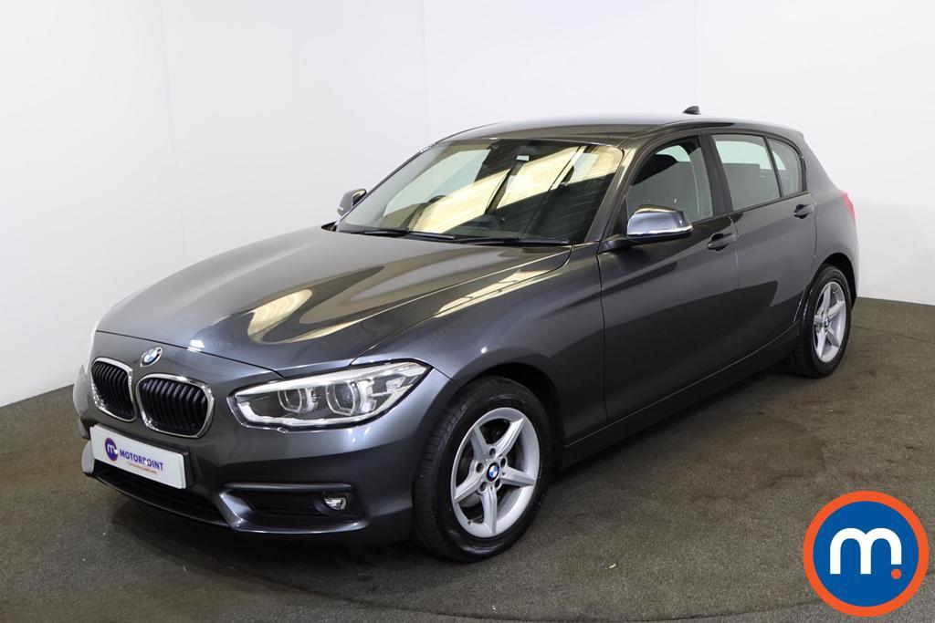 BMW 1 Series 116d SE Business 5dr [Nav-Servotronic] Step Auto - Stock Number 1218549 Passenger side front corner