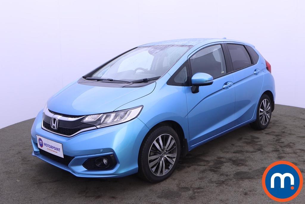 Honda Jazz 1.3 i-VTEC EX 5dr - Stock Number 1218679 Passenger side front corner