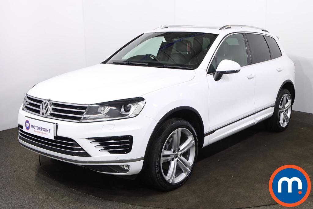 Volkswagen Touareg 3.0 V6 TDI BMT 262 R-Line Plus 5dr Tip Auto - Stock Number 1219335 Passenger side front corner