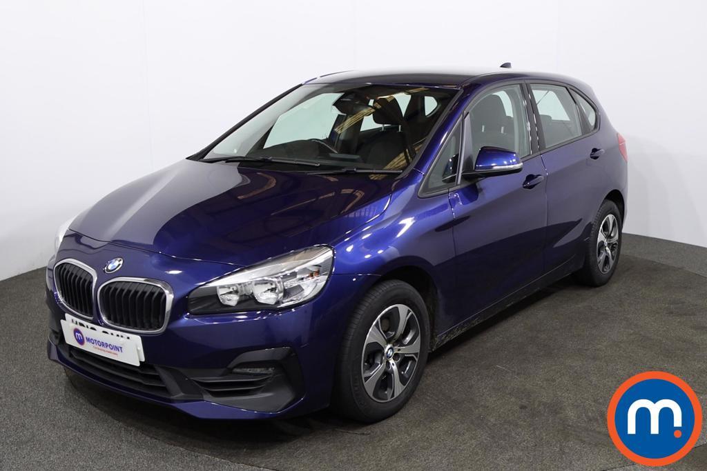 BMW 2 Series 218i SE 5dr [Nav] Step Auto - Stock Number 1220761 Passenger side front corner