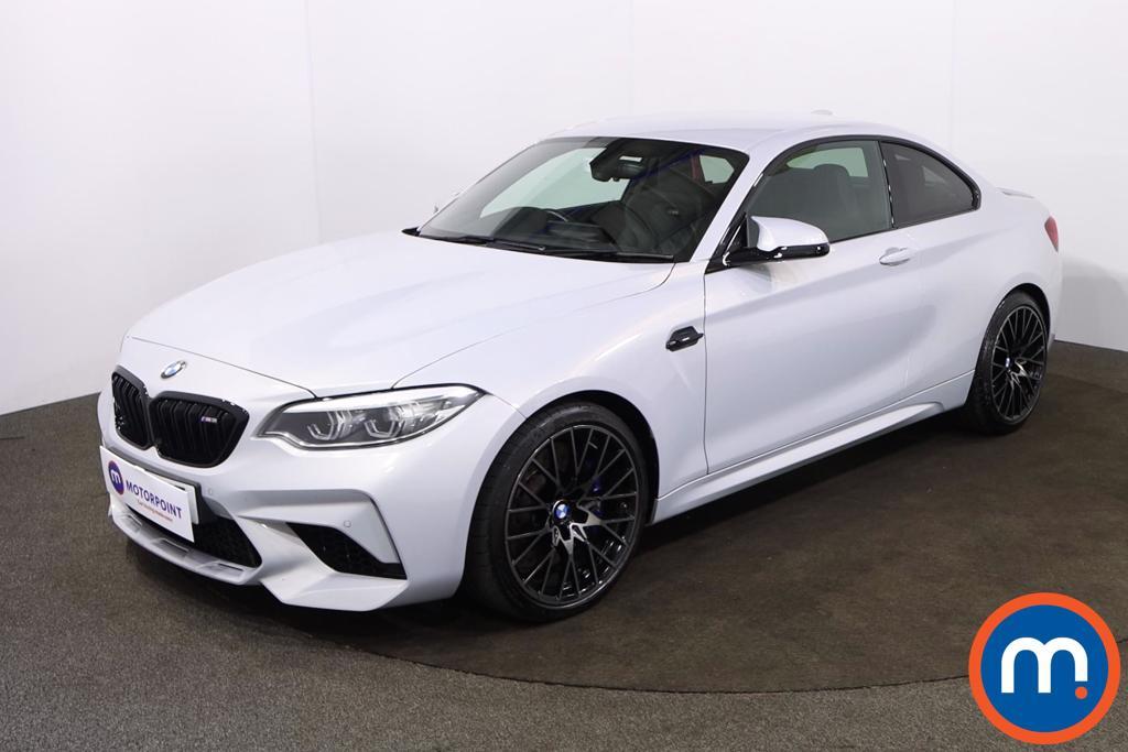 BMW M2 M2 Competition 2dr DCT - Stock Number 1221801 Passenger side front corner
