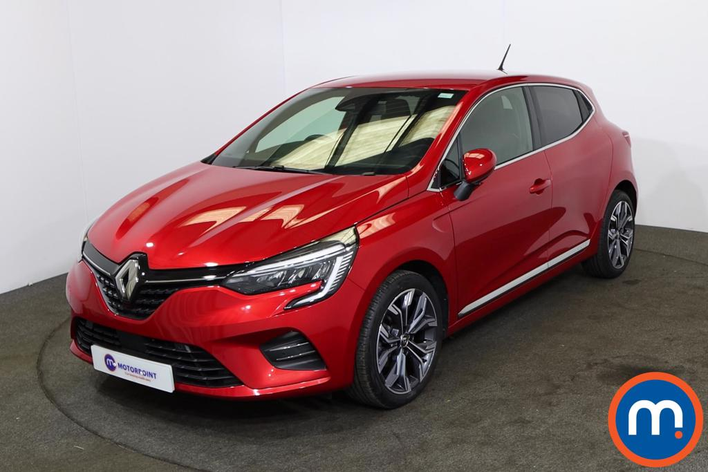 Renault Clio 1.0 TCe 100 S Edition 5dr - Stock Number 1219248 Passenger side front corner