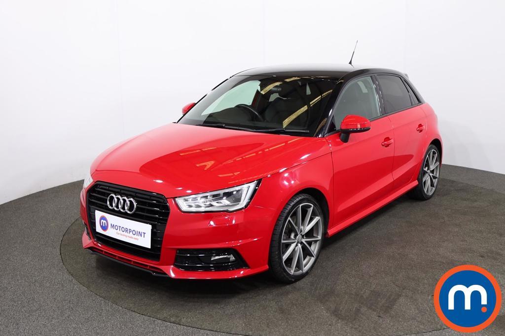 Audi A1 1.6 TDI Black Edition 5dr S Tronic - Stock Number 1220382 Passenger side front corner