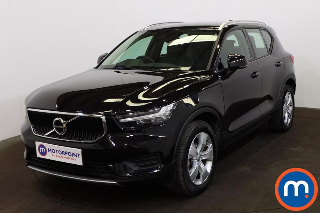 Volvo Xc40 1.5 T3 [163] Momentum 5dr Geartronic - Stock Number 1220781 Passenger side front corner