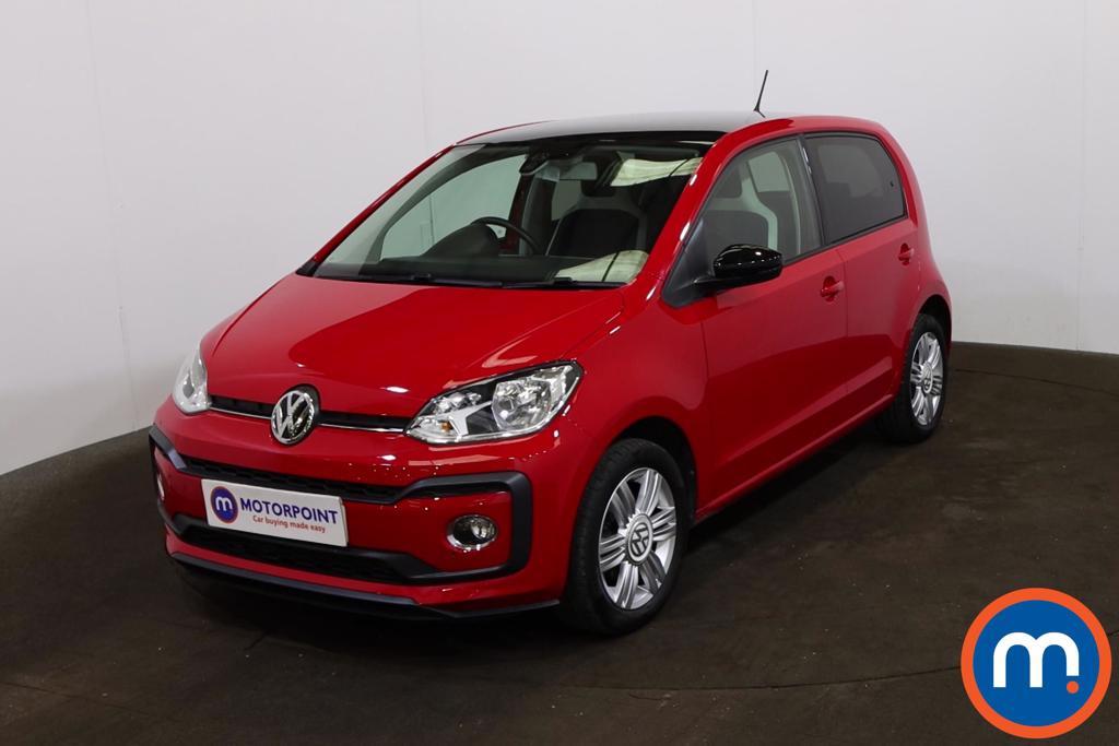 Volkswagen UP 1.0 90PS High Up 5dr [Start Stop] - Stock Number 1220836 Passenger side front corner
