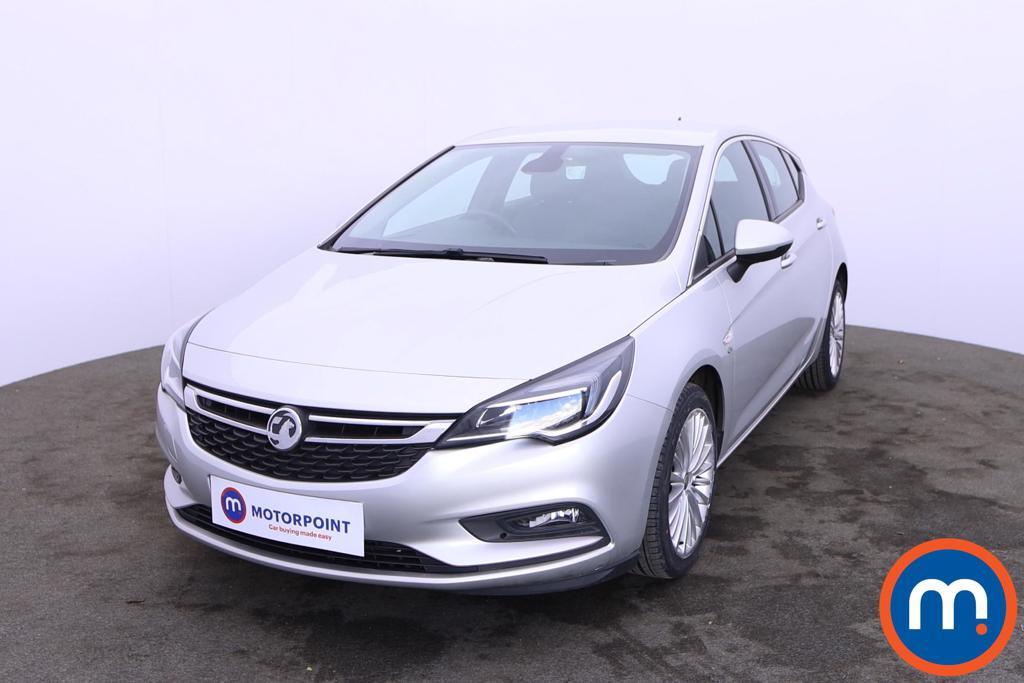 Vauxhall Astra 1.6 CDTi 16V 136 Elite Nav 5dr - Stock Number 1215345 Passenger side front corner