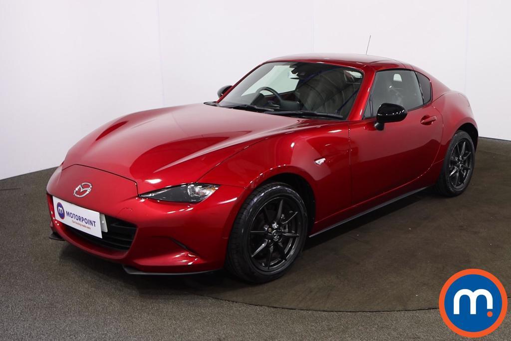 Mazda Mx-5 1.5 Sport Nav 2dr - Stock Number 1215862 Passenger side front corner