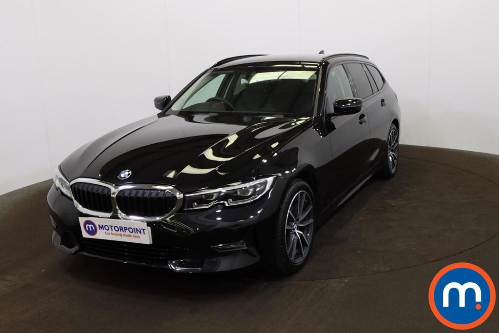 BMW 3 Series 320i Sport 5dr Step Auto - Stock Number 1218897 Passenger side front corner