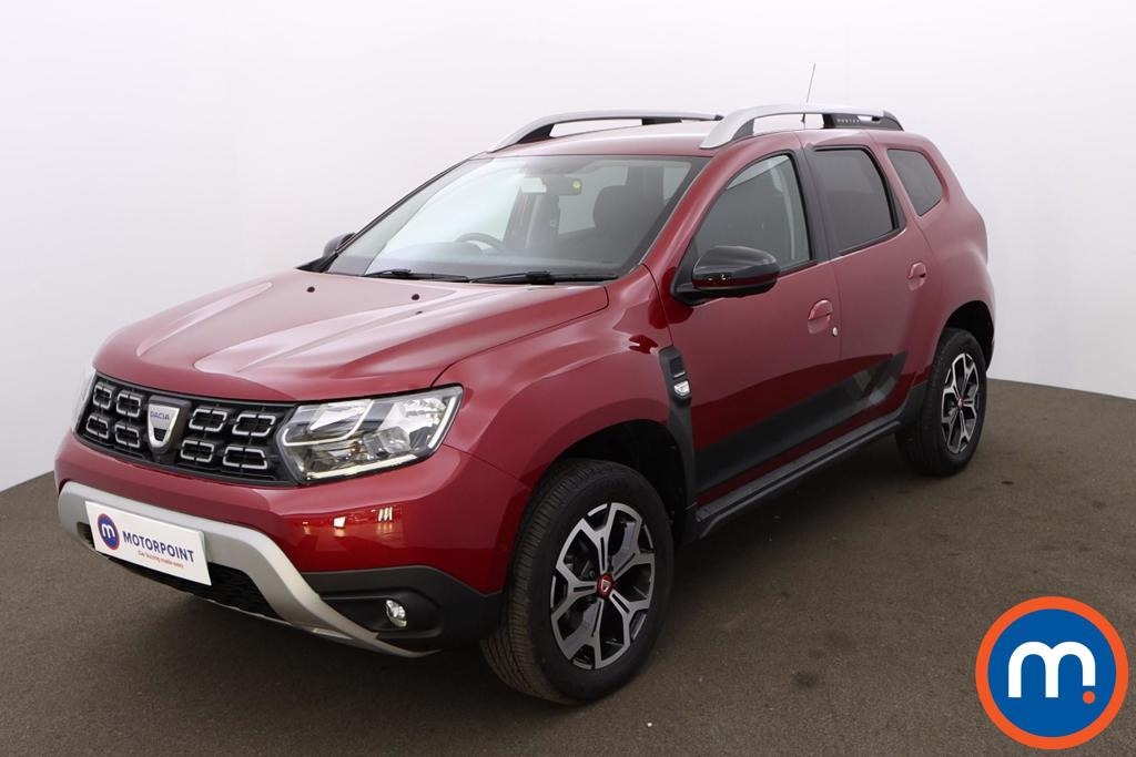 Dacia Duster 1.3 TCe 130 Techroad 5dr - Stock Number 1220450 Passenger side front corner