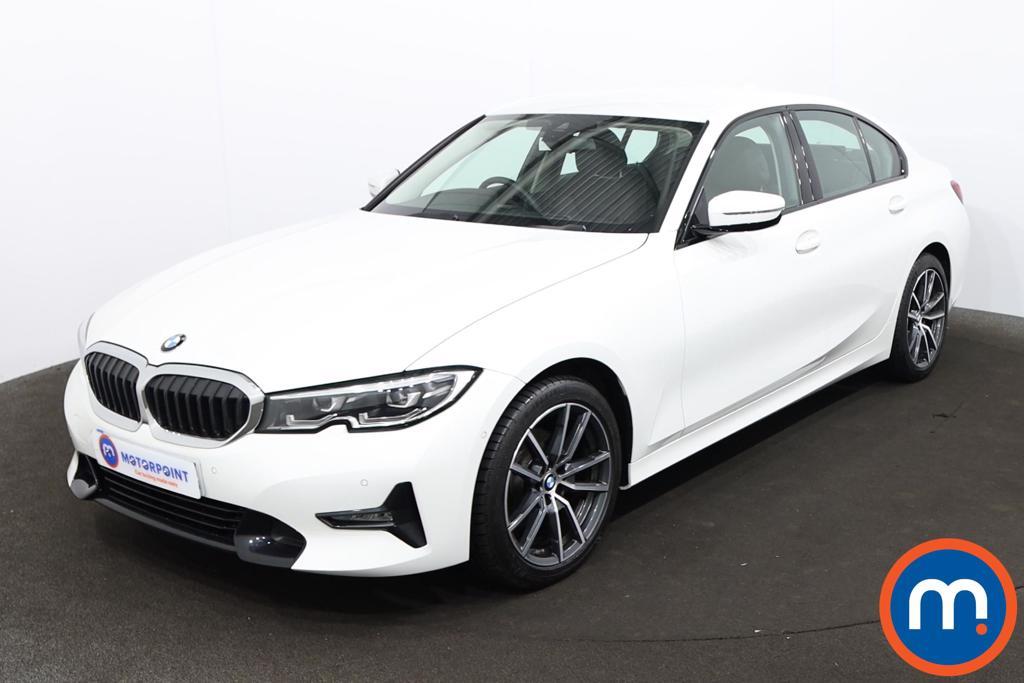 BMW 3 Series 320i Sport 4dr Step Auto - Stock Number 1220965 Passenger side front corner