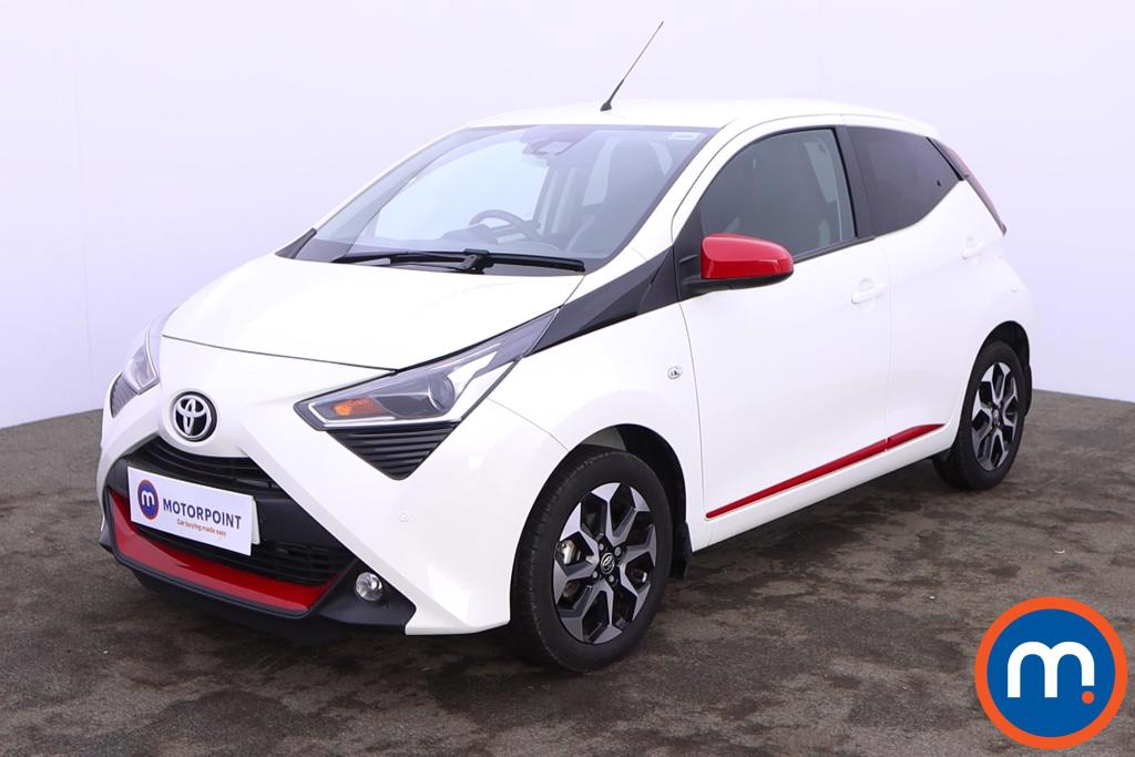 Toyota Aygo 1.0 VVT-i X-Trend TSS 5dr x-shift - Stock Number 1221220 Passenger side front corner