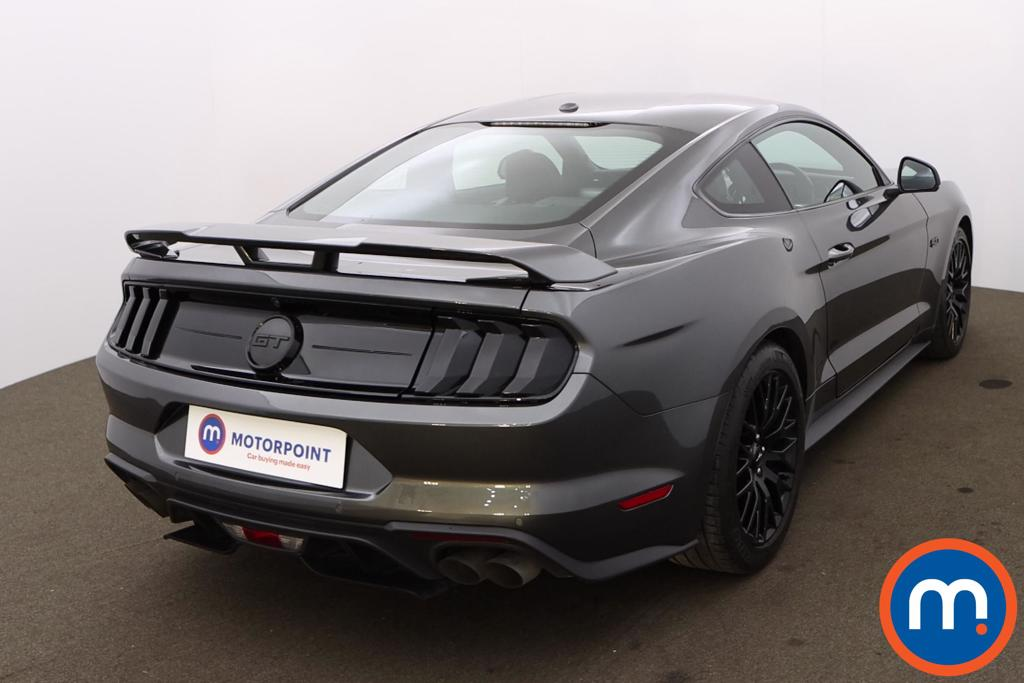 Ford Mustang 5.0 V8 GT [Custom Pack 2] 2dr - Stock Number 1222505 Passenger side front corner