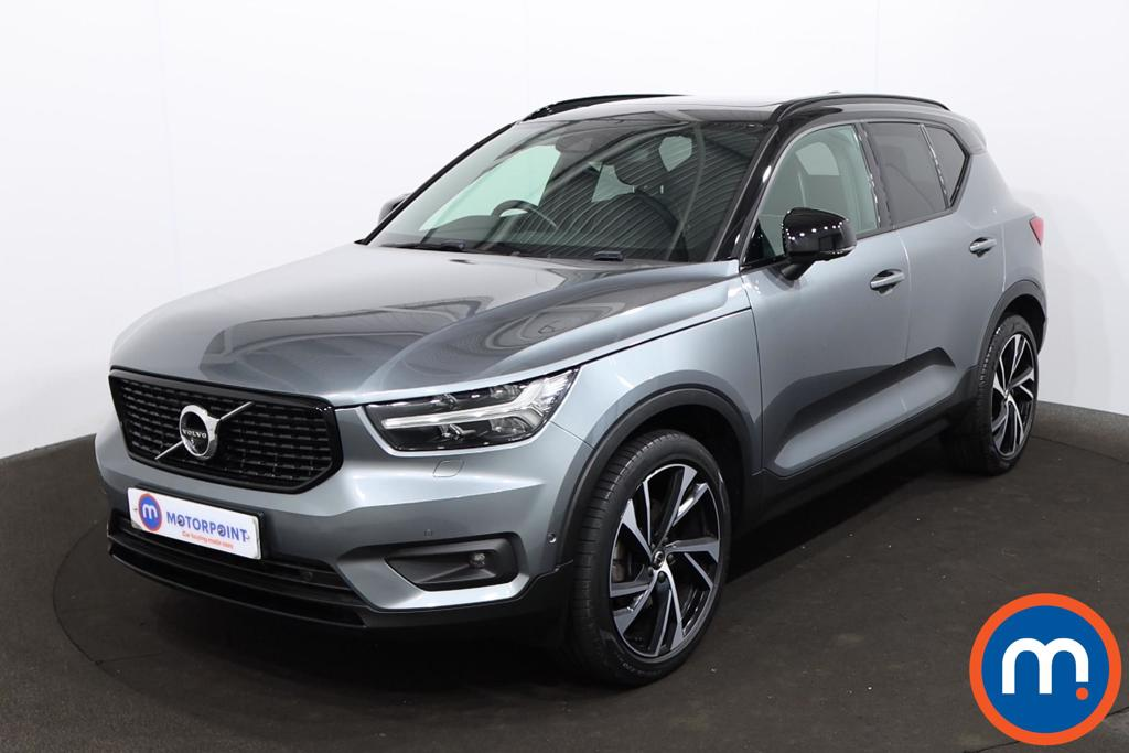 Volvo Xc40 2.0 T5 First Edition 5dr AWD Geartronic - Stock Number 1222675 Passenger side front corner