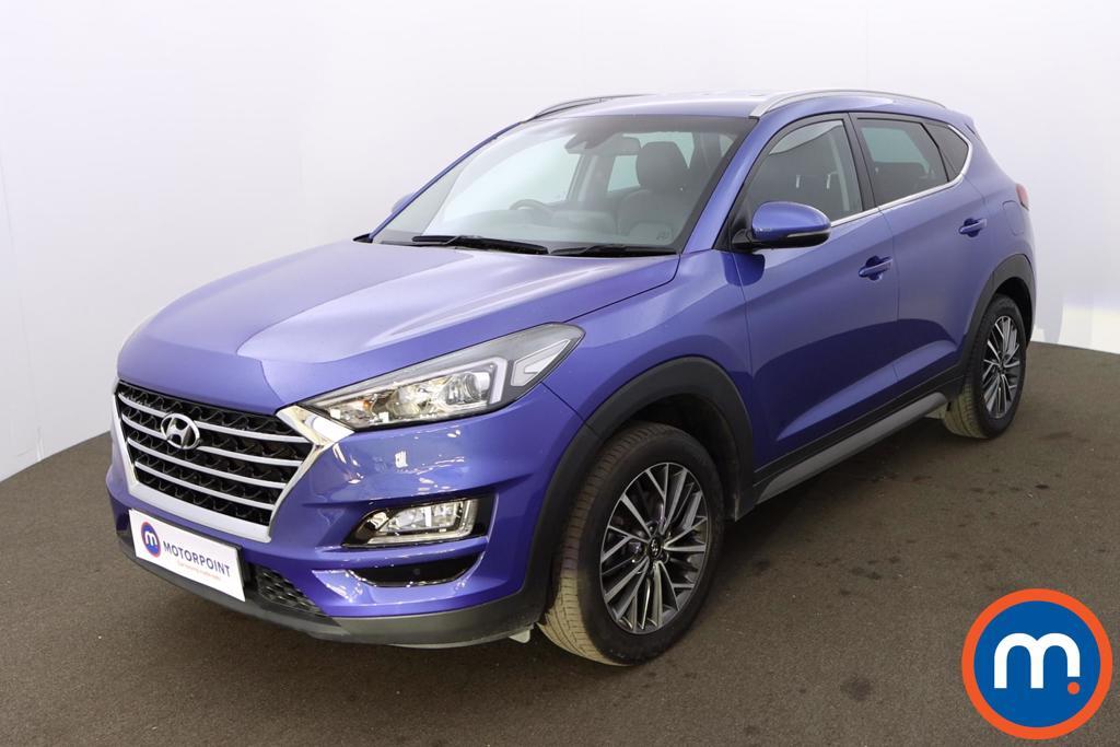 Hyundai Tucson 1.6 GDi Premium 5dr 2WD - Stock Number 1217334 Passenger side front corner