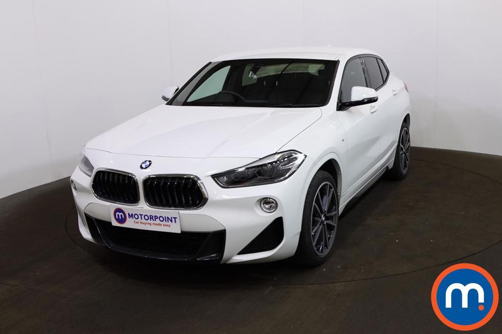 BMW X2 xDrive 20d M Sport 5dr Step Auto - Stock Number 1219540 Passenger side front corner