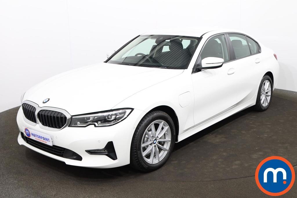 BMW 3 Series 330e SE Pro 4dr Step Auto - Stock Number 1219823 Passenger side front corner