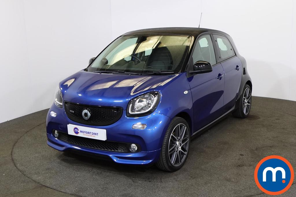 Smart Forfour 0.9 Turbo 109 BRABUS Xclusive 5dr Auto - Stock Number 1219955 Passenger side front corner