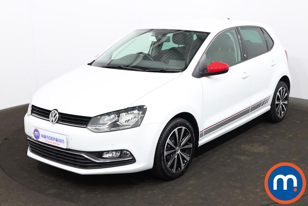 Volkswagen Polo 1.2 TSI Beats 5dr - Stock Number 1220007 Passenger side front corner