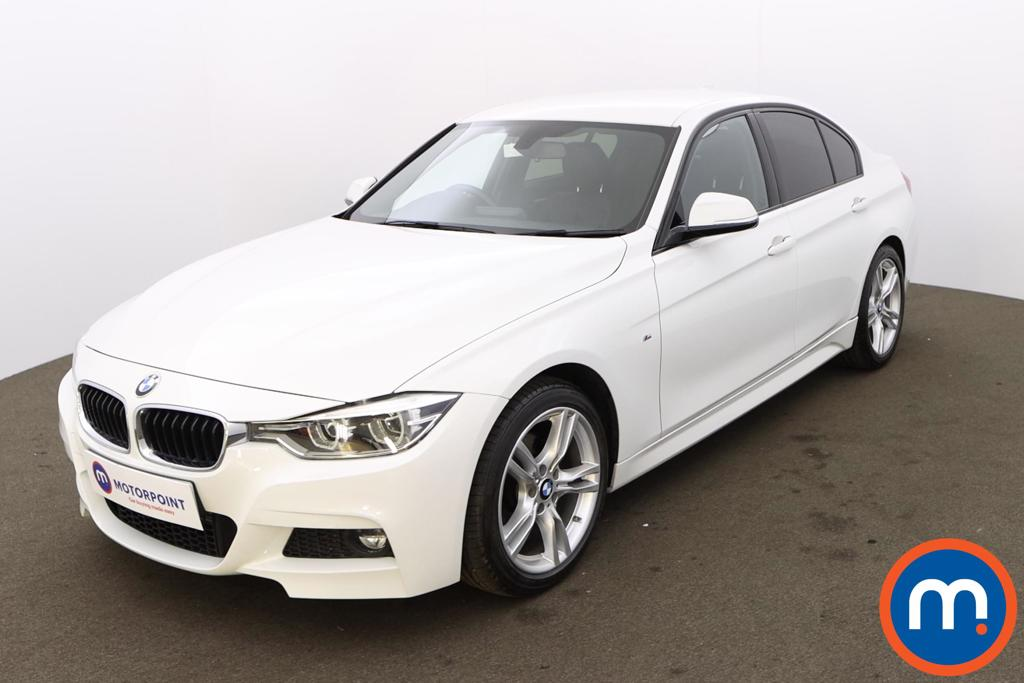 BMW 3 Series 320d M Sport 4dr Step Auto - Stock Number 1220813 Passenger side front corner