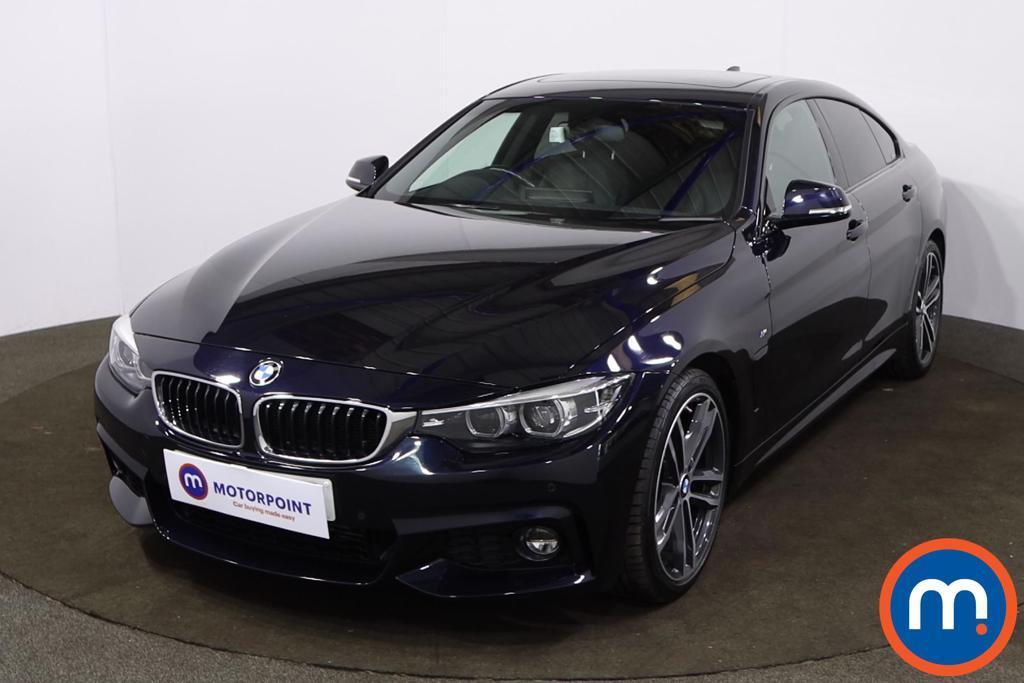 BMW 4 Series 430d M Sport 5dr Auto [Professional Media] - Stock Number 1221113 Passenger side front corner