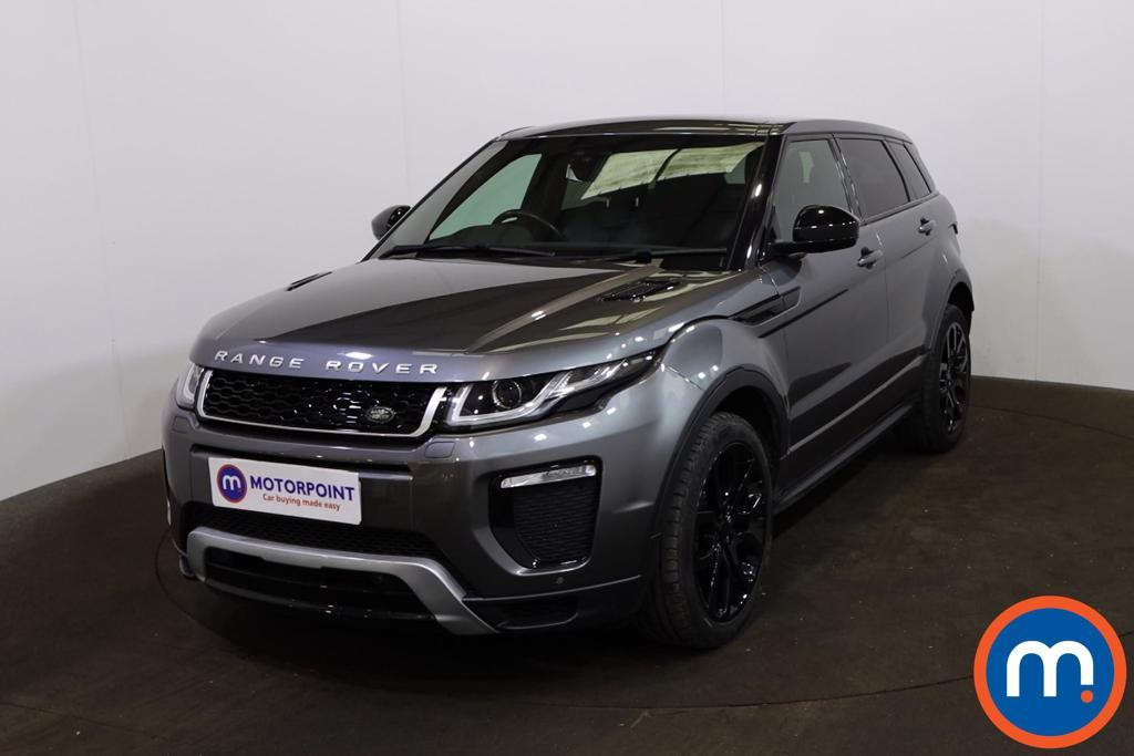 Land Rover Range Rover Evoque 2.0 Ingenium Si4 HSE Dynamic 5dr Auto - Stock Number 1221186 Passenger side front corner