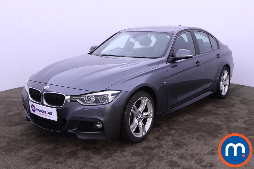 BMW 3 Series 320d M Sport 4dr Step Auto - Stock Number 1221954 Passenger side front corner