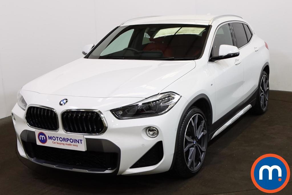 BMW X2 xDrive 20d M Sport X 5dr Step Auto [Plus Pack] - Stock Number 1222359 Passenger side front corner