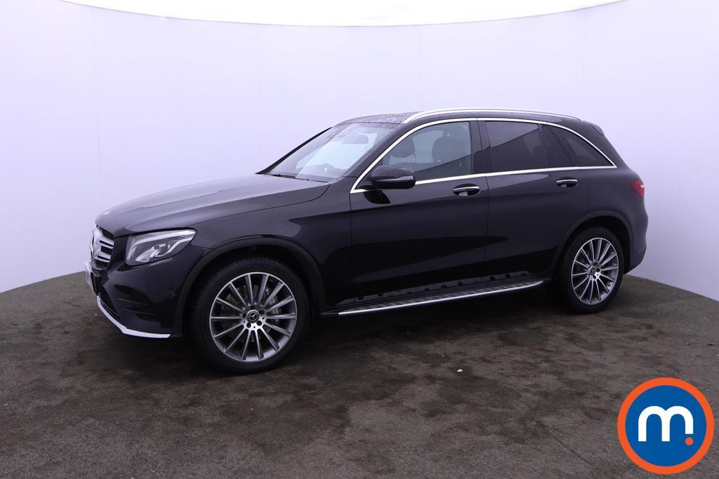 Mercedes-Benz GLC GLC 250d 4Matic AMG Line Premium 5dr 9G-Tronic - Stock Number 1222725 Passenger side front corner