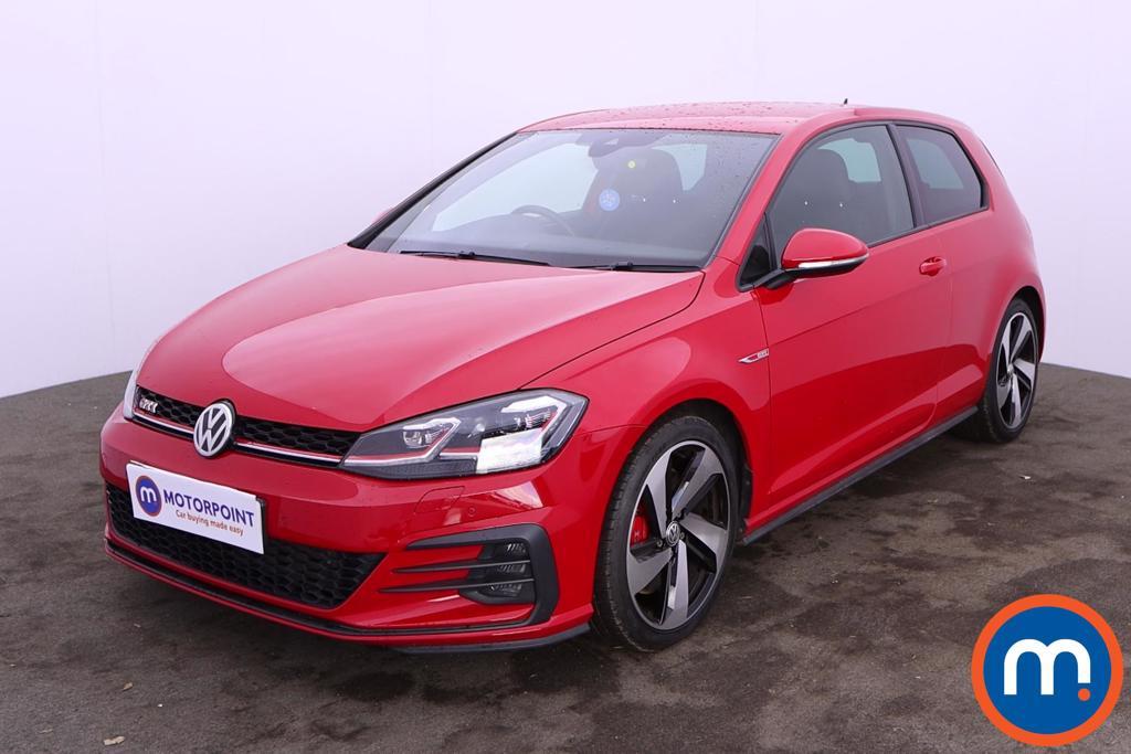 Volkswagen Golf 2.0 TSI 245 GTI Performance 3dr - Stock Number 1209378 Passenger side front corner