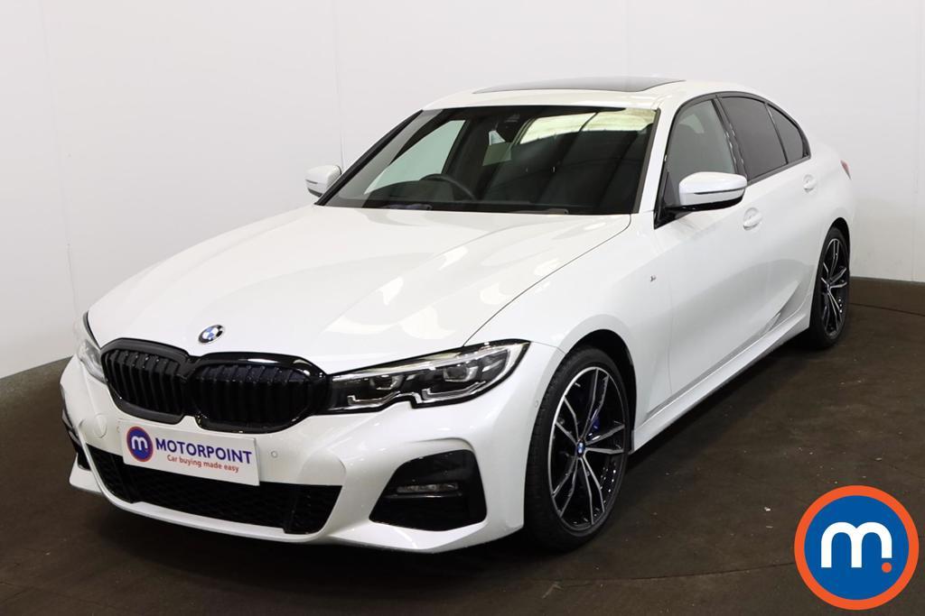 BMW 3 Series 320d xDrive M Sport 4dr Step Auto [Tech-Plus Pack] - Stock Number 1221176 Passenger side front corner