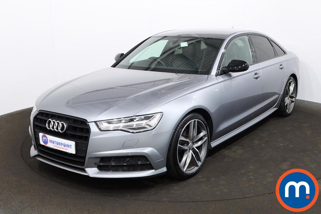 Audi A6 2.0 TDI Ultra Black Edition 4dr S Tronic [Tech] - Stock Number 1221466 Passenger side front corner