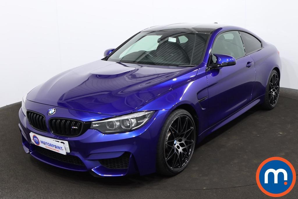 BMW M4 M4 2dr DCT [Competition Pack] - Stock Number 1210613 Passenger side front corner
