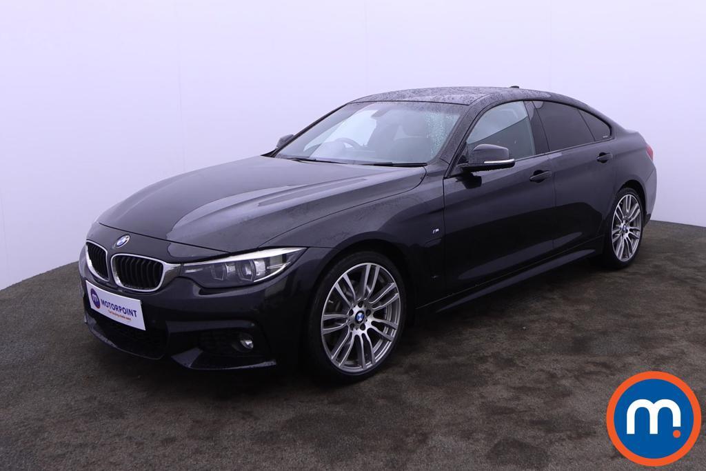 BMW 4 Series 430i M Sport 5dr Auto [Professional Media] - Stock Number 1220291 Passenger side front corner